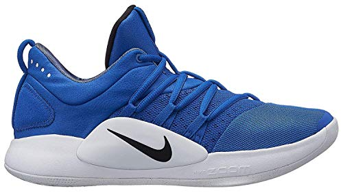 Nike Men's Hyperdunk X TB Basketball Shoes AR0463-400 Royal Blue/Black/White (9.5)