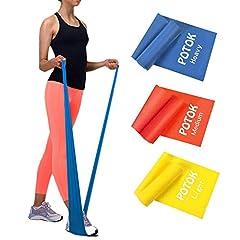 Fitnessbänder 3er-Set
