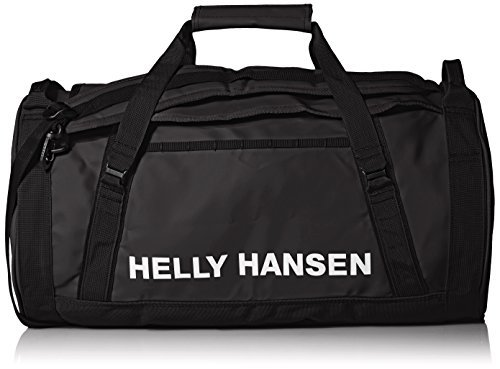 Helly Hansen HH Duffel Bag Adult 2 Black black Size:75 x 40 x 40 cm, 90 Liter by Helly Hansen