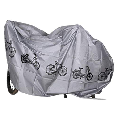 NA Bike Cover Waterproof Bicycle Cover Dust Rain UV Protection Bicycle Cover for Most Bikes
