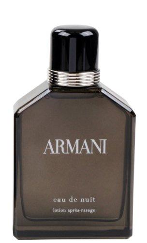 Giorgio Armani Eau de Nuit homme/men, Aftershave 100 ml, 1er Pack (1 x 100 ml)