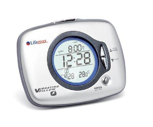 Lifemax 331 - Alarma con vibración para debajo de la almohada