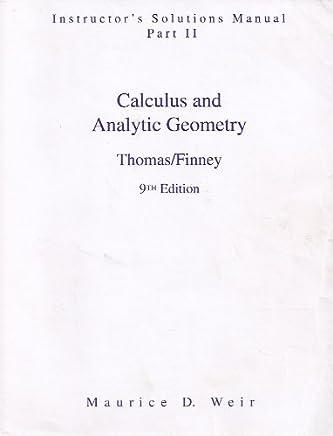 Amazon com: Calculus Part Ii - Geometry & Topology