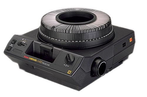 Kodak BC4401 Carousel 4400 Projector