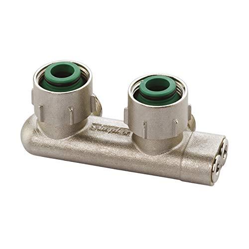 Simplex Umlenkstück Eck, Thermostat-Heizkörperventil Thermostat-Mischventil, E2/50 F10079