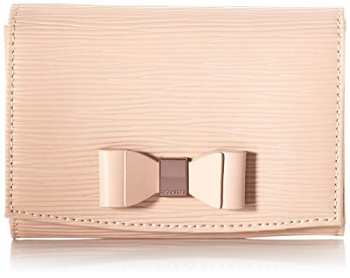 Ted Baker Bow Detail Flap Mini Purse, Borsa Donna, TAUPE, One Size