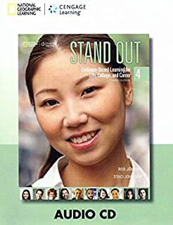 STAND OUT 4 AUDIO CDS 3rd Ed