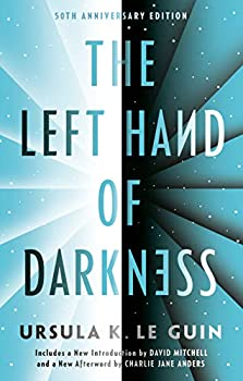 The Left Hand of Darkness  50th Anniversary Edition  Ace Science Fiction