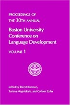 Proceedings of the Annual Boston University Conference on La