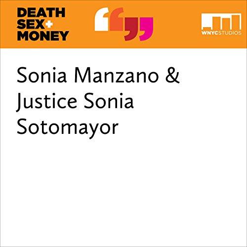 Sonia Manzano & Justice Sonia Sotomayor audiobook cover art