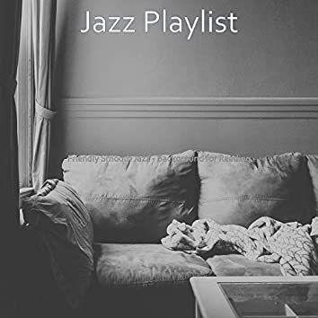 Friendly Smooth Jazz - Background for Reading