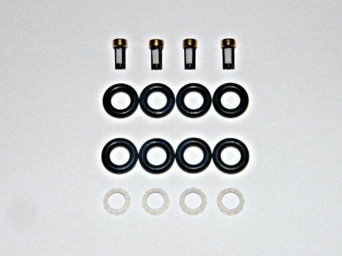 Bosch inyector reconstruir Kit Juntas Pivote filtros de 4