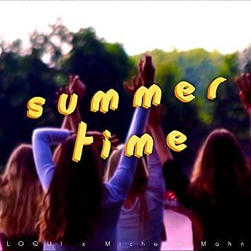 Summertime (feat. Michele Mahn)