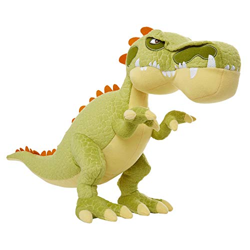 Gigantosaurus Giganto Jumbo Plush Dinosaur Figure, Soft Fabric Plush, 18' Long & 12' Tall, Perfect for Bedtime & Naptime Snuggles! for Kids Ages 12 Months & Up