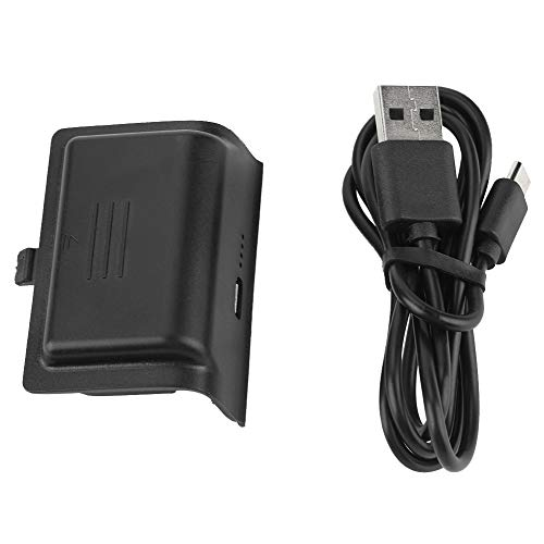 Zerone Xbox One Game Controller Charger Rechargeable Battery Pack Charger 1600mAh Rechargeable Pack for Xbox One Controllers