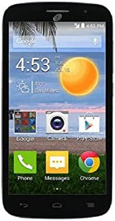 Alcatel OneTouch Icon Pop Android Prepaid Phone with Triple Minutes (Tracfone)