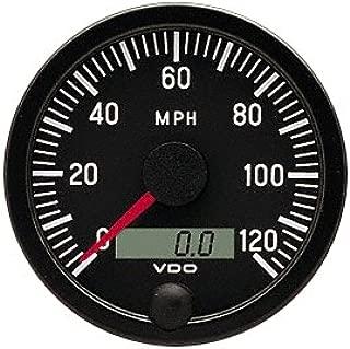 VDO 437153 Vision Style Programmable Speedometer Gauge 3 3/8