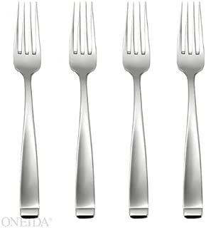 Oneida Forte Dinner Forks, Set of 4