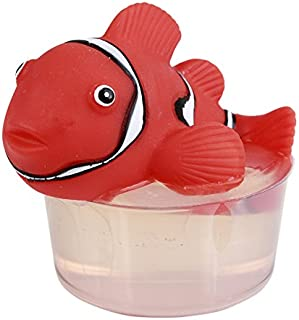 Clearly Fun Single Soap, Clown Fish, 3.5 Ounce