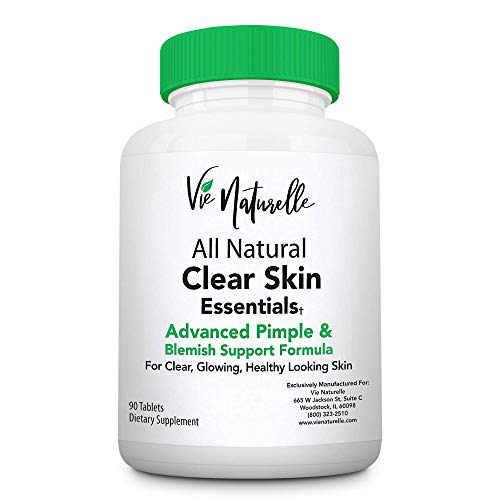 Acne Vitamins & Acne Supplement…