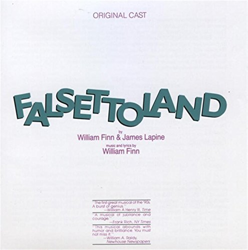 Falsettoland - Composed By William Finn