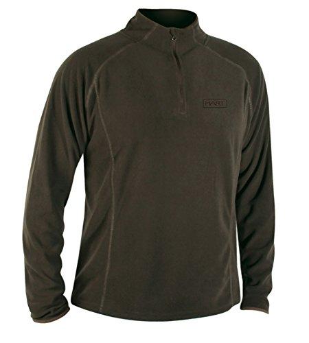 HART–Inliner Pullover, Farbe Grün, Größe M