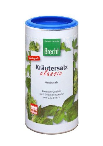 Brecht Kräutersalz classic, 500 g