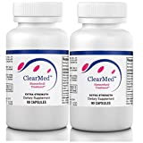 Severe Hemorrhoids- Triple-Action Therapy - Short/Long Lasting Solution (2 Week Treatment (Severe Hemorrhoids - 2x90 Count))