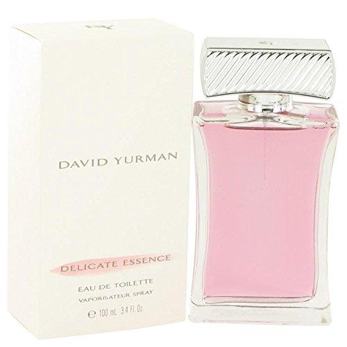 David Yurman Delicate Essence by David Yurman Eau De Toilette Spray 3.4 oz for Women - 100% Authentic