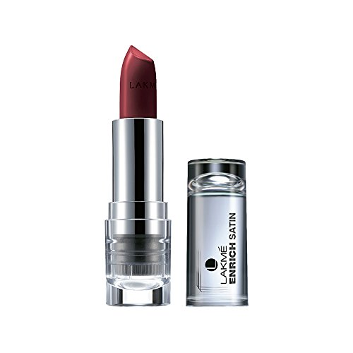 Lakme Enrich Satins Lip Color, Shade P152, 4.3g