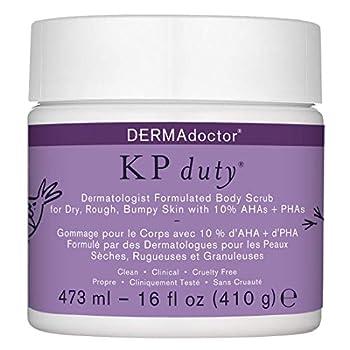 kp duty body scrub