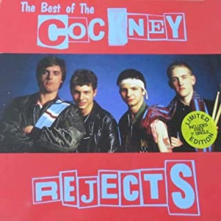 Cockney Rejects Best of [12 inch Analog]