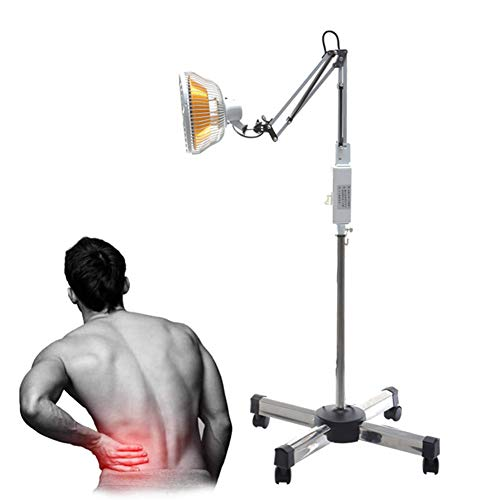 Buy Bargain TDP Far Infrared Mineral Heat Lamp with 180° Rotating Head Adjustable Stand Mineral The...