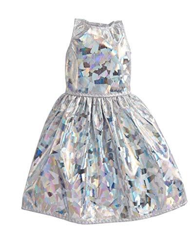 Barbie Mattel Fashion Pack mit Diamant Glitzerkleid GWC27 / GRC02