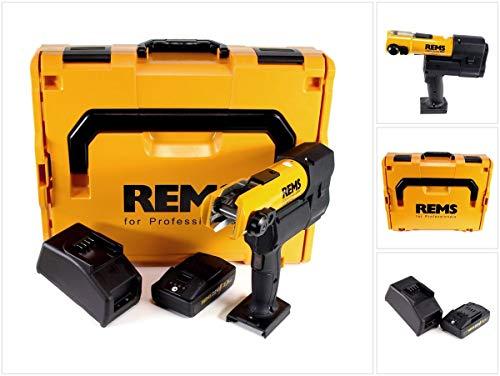 REMS Akku-Press 22V ACC 32kN + 1x Akku 2,5Ah + Schnellladegerät in L-Boxx Set (576011 R220)