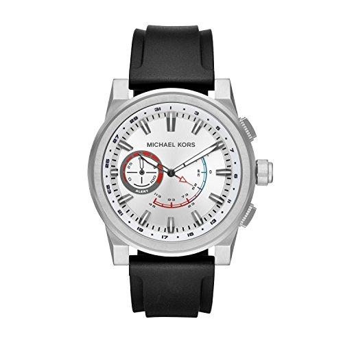 Michael Kors MKT4009 Herenhorloge met siliconen armband