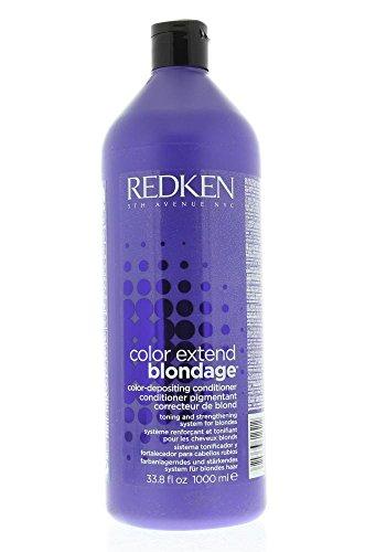 Redken - Color Extend Blondage Acondicionador, 1000ml