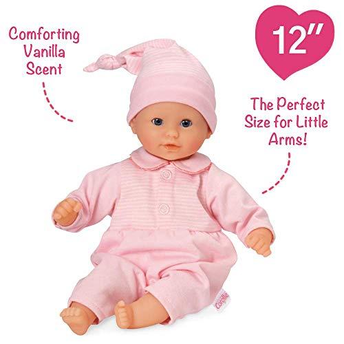 Corolle Mon Premier Poupon Bebe Calin - Charming Pastel - 12' Baby Doll, Pink
