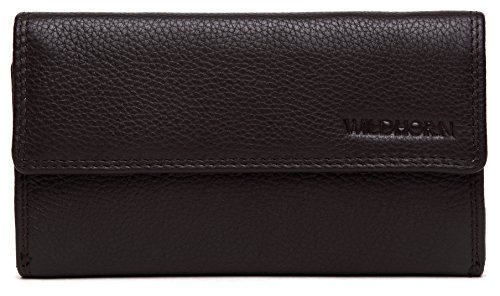 WildHorn® Brown Genuine Leather Wallets for Women
