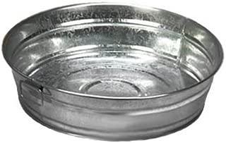 American Metalcraft MTUB12 Galvanized tub, 95 oz, Silver