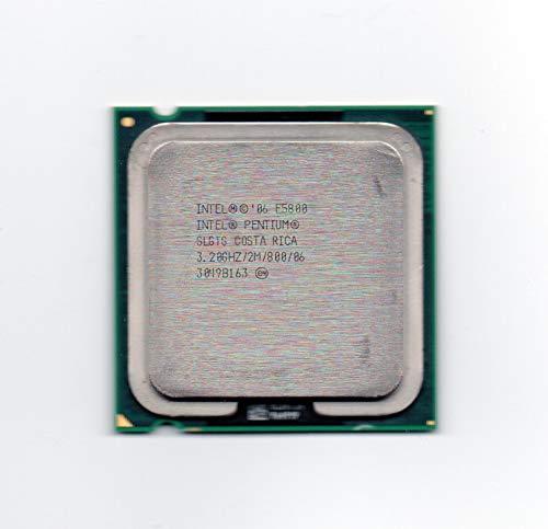 Intel Prozessor - 1 x Pentium E5800 / 3.2 GHz (800 MHz) - LGA775 Socket - L2 2 MB - OEM