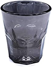 COFFEE CORTADO GLASS CUP 133ML 4.5oz BLACK