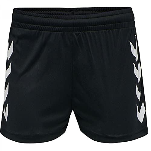 hummel hmlCORE XK Poly Shorts Woman, S, Schwarz
