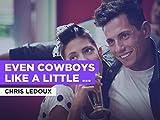 Even Cowboys Like A Little Rock And Roll al estilo de Chris LeDoux