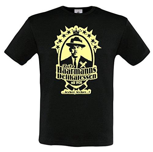 T Shirt Fritz Haarmann Ultras Fans Hannover Hannoi (M)