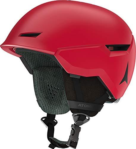 Atomic, All Mountain Ski Helmet, Unisex, Revent+, Large (59-63 cm), Red, AN5005644L