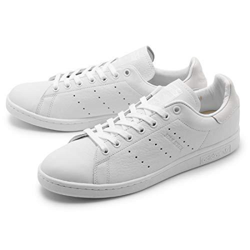 アディダス ADIDAS ORIGINALS STAN SMITH スタンスミス メンズ・レディースサイズ WHITE ホワイト 白 #CQ2198 27.0 並行輸入品