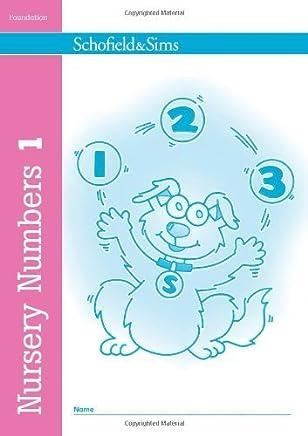 Nursery Numbers Book 1 (Bk. 1) by Johnson Sally(2000-10-01)