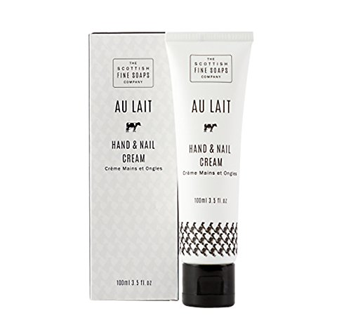 Scottish Fine Soaps - Crème Mains 'Au Lait' Tube - 100 ML