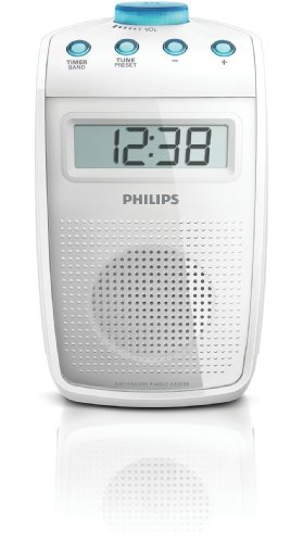 Radio wifi salle de bain Bluetooth PHILLIPS AE2330